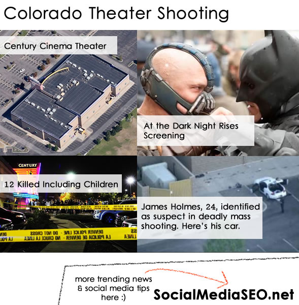 Through Maile's Eyes: Colorado Theater Shooting At Batman